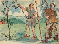impiccato bertoldo