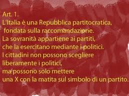 partitocrazia
