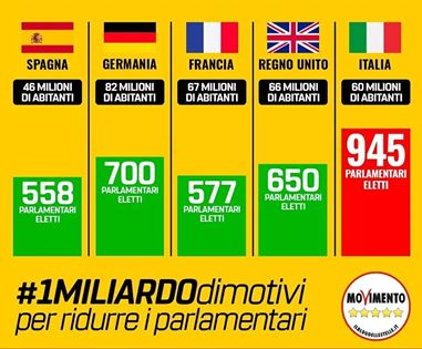 falso M5S